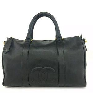 *FLASH SALE CHANEL Caviar Leather Classic CC Bag